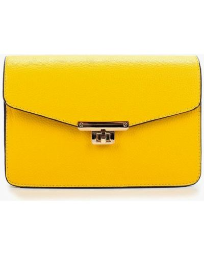 Желтая сумка Zarina