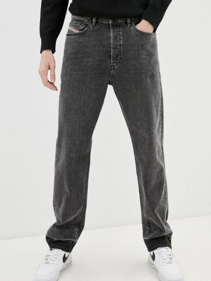 Черные джинсы осенние Diesel