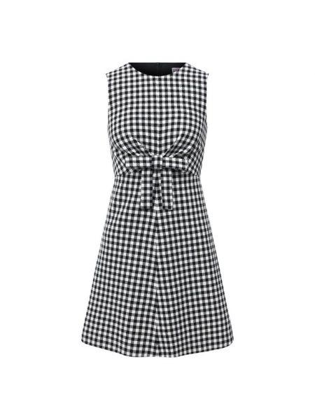 Купальник-платье белое акриловое итальянское платье Redvalentino