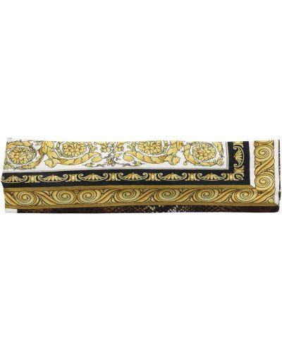Bawełna bawełna opaska na głowę Versace