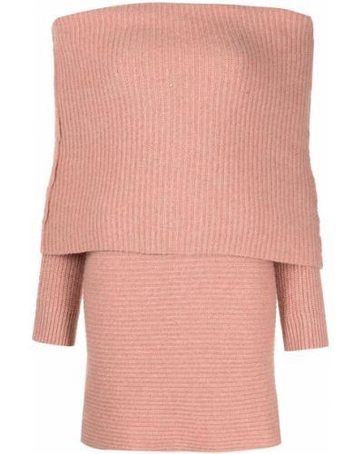 Шерстяной джемпер - розовый Altuzarra