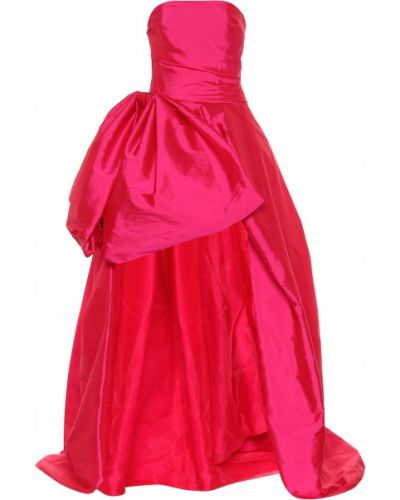 Платье - розовое Monique Lhuillier