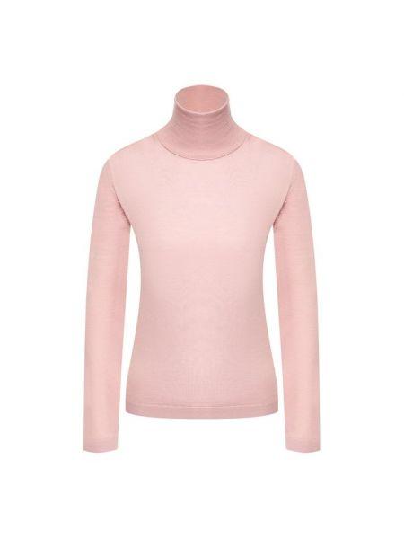 Водолазка розовый шелковый Redvalentino