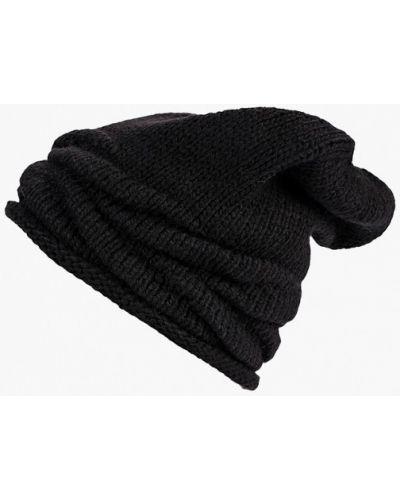 Черная шапка осенняя Noryalli