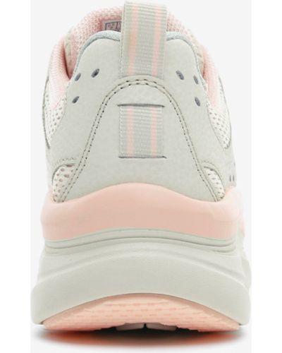 Кроссовки - серые Skechers