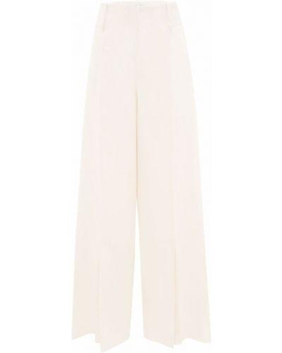 Białe spodnie Jw Anderson