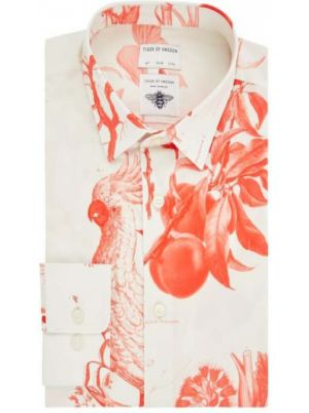 Koszula z długim rękawem szwedzki długa Tiger Of Sweden