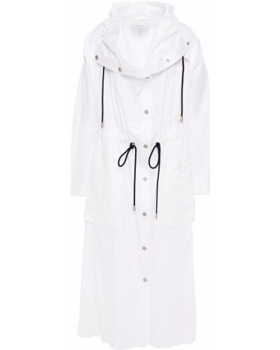 Biały płaszcz bawełniany 3.1 Phillip Lim