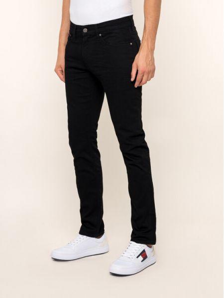 Mom jeans - czarne Tommy Jeans