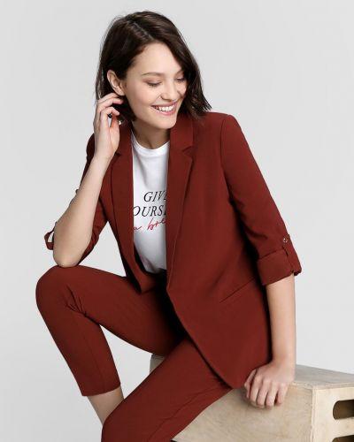Пиджак классический - красный O'stin