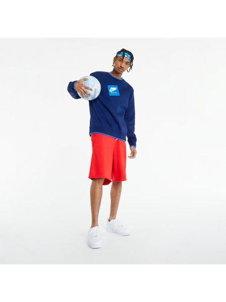 Niebieska bluza dresowa Jordan