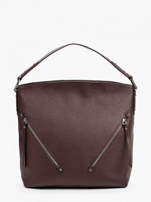 Бордовая сумка осенняя Mascotte