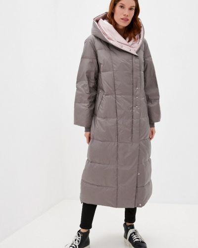 Серая куртка снежная королева
