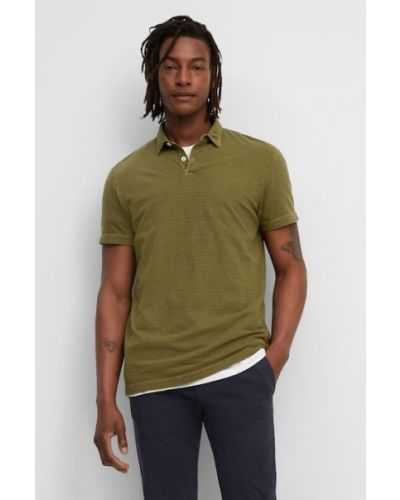 Brązowa koszulka vintage Marc O Polo