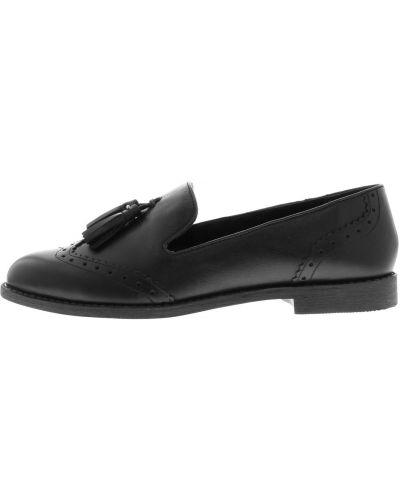 Loafers - czarne Firetrap