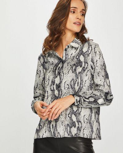 Блузка с длинным рукавом с манжетами на пуговицах Only