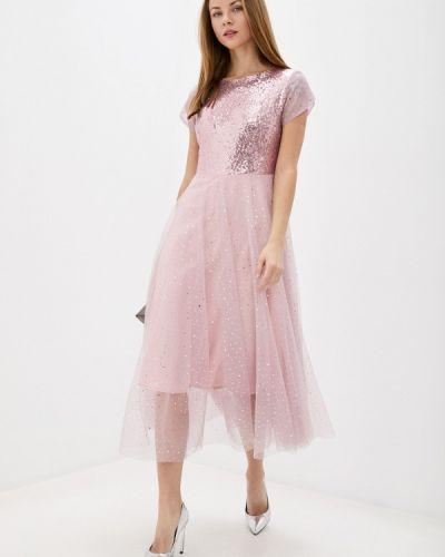 Вечернее розовое вечернее платье Mankato