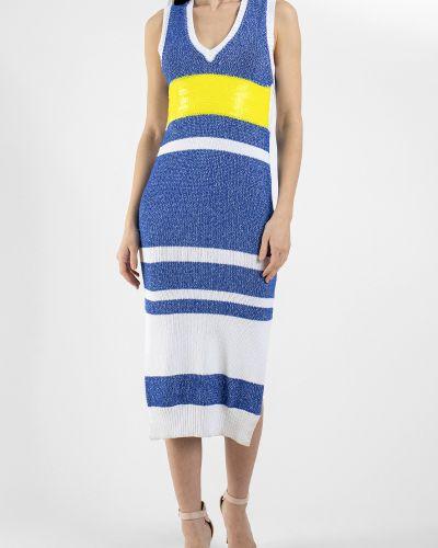 Платье из вискозы Sfizio