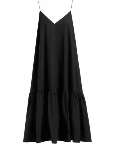 Czarna sukienka Anine Bing