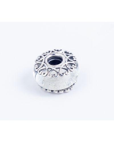 Серебряный серебряная подвеска Top Silver