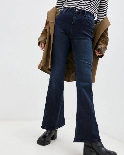 Синие широкие джинсы свободного кроя Lee