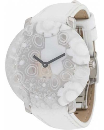 Часы белые Yunik