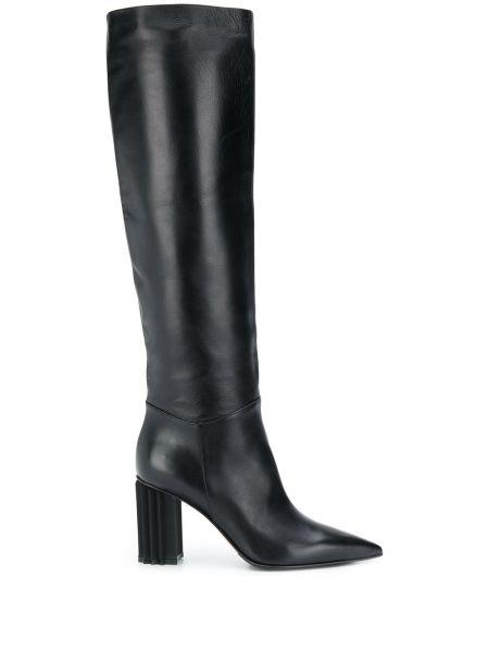 Ботинки на каблуке без каблука на высоком каблуке Le Silla