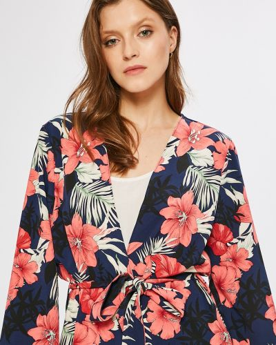 Пиджак с поясом свободный в стиле кэжуал Answear