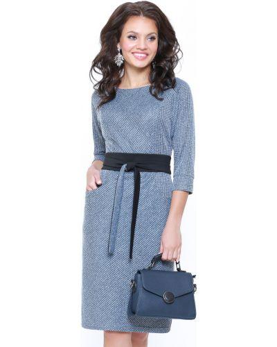 Повседневное платье-футляр с карманами Dstrend