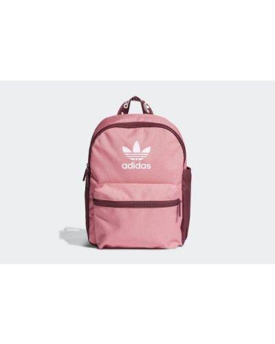 Mały plecak - różowy Adidas