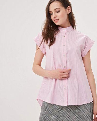 Блузка с коротким рукавом розовая итальянский Perfect J