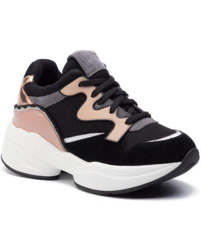 Sneakersy, czarny Liu Jo