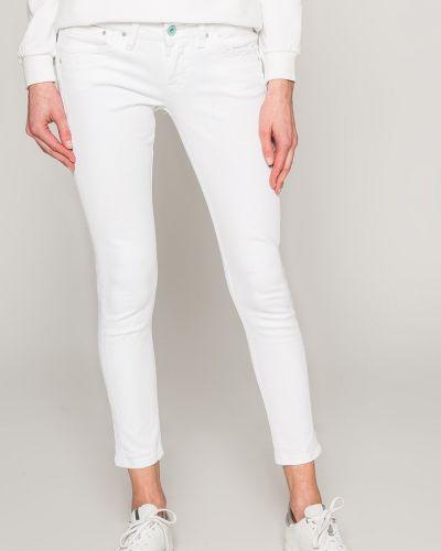 Джинсы-скинни с низкой посадкой Pepe Jeans