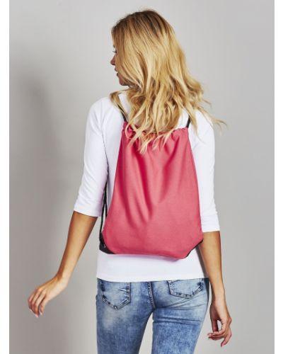 Sport plecak szkolny materiałowy Fashionhunters