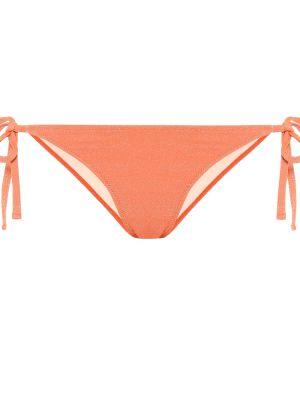 Бикини - оранжевый Solid & Striped