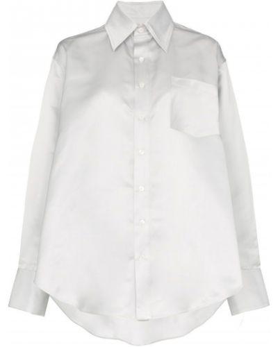 693e40619de Рубашка с длинным рукавом с карманами на пуговицах Matthew Adams Dolan