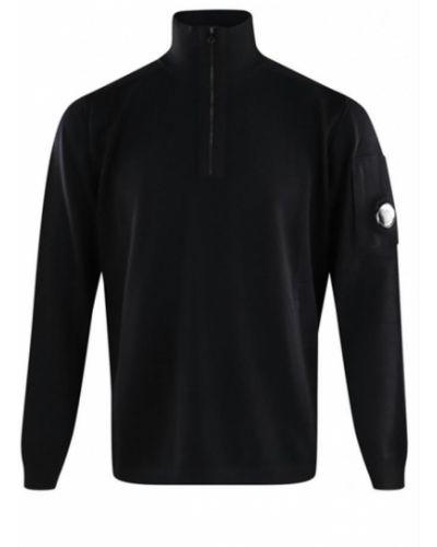 Sweter z zamkiem błyskawicznym C.p. Company