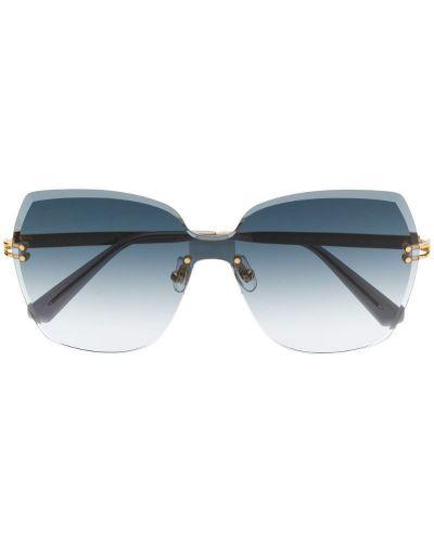 Муслиновые желтые солнцезащитные очки Bolon