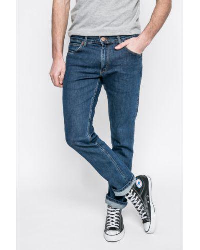 Прямые джинсы с карманами с поясом Wrangler