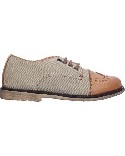 Туфли коричневый серый Walk Safari