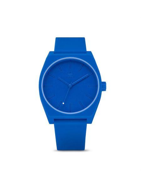 Niebieski zegarek Adidas