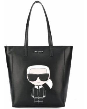 Сумка шоппер с ручками Karl Lagerfeld