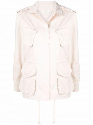 Белая куртка на пуговицах Rag & Bone
