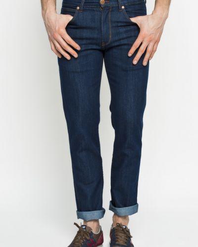 Прямые джинсы эластичные с карманами Wrangler