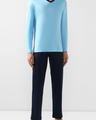 Голубая пижама Zimmerli