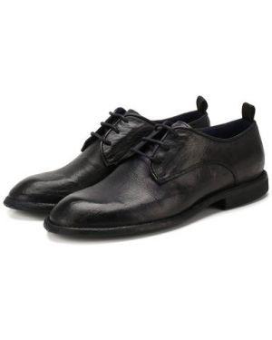 Туфли кожаные Gallucci