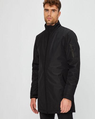 Утепленная куртка укороченная прямая Casual Friday