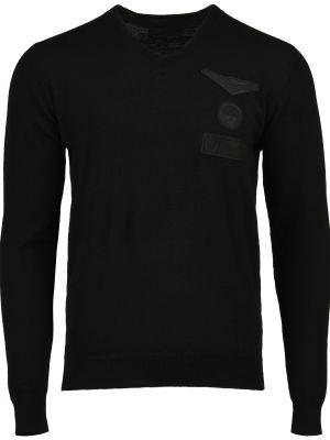 Пуловер - черный Frankie Morello