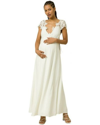 Biała sukienka Ivy & Oak