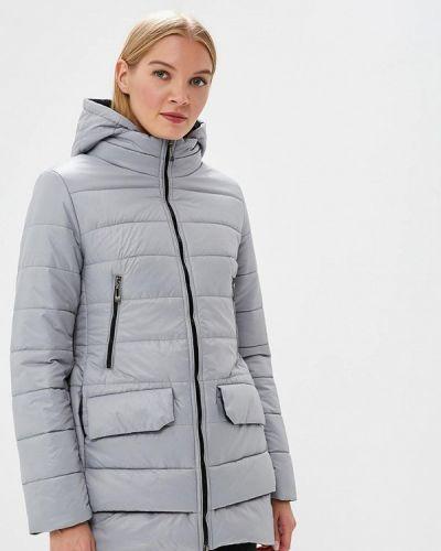 Утепленная куртка демисезонная осенняя Rosso-style